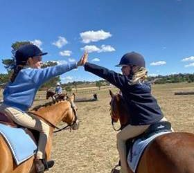 How being with horses can help you become a better human being