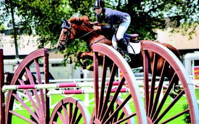 Equestrian Life Magazine: Darcy Wade