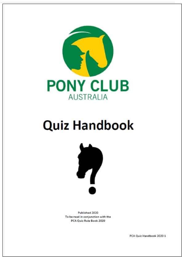Quiz Rule Book