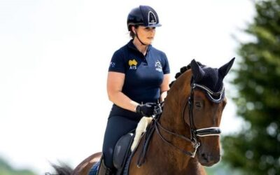 From Pony Club to the Tokyo 2020 Paralympics