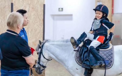 Equestrian Life Magazine: PCA in China