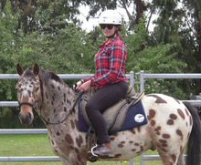 Nan's Riding School, Longford, Tasmania