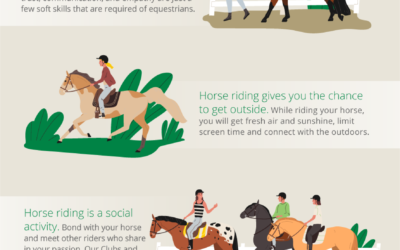 Six Benefits of Horse Riding